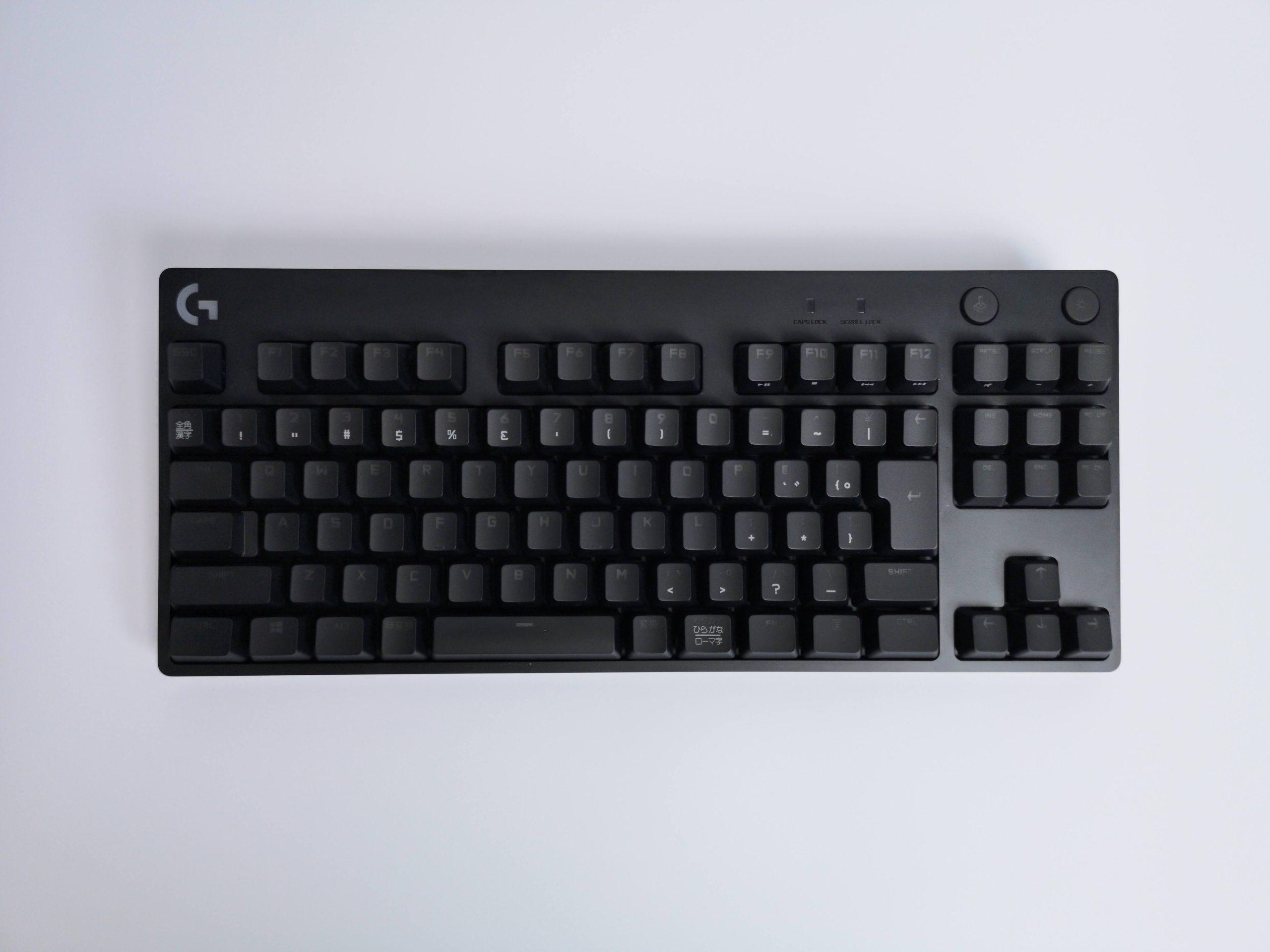 G PRO Xキーボード